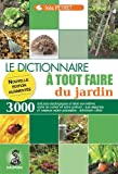 Dictionnaire à tout faire du jardin