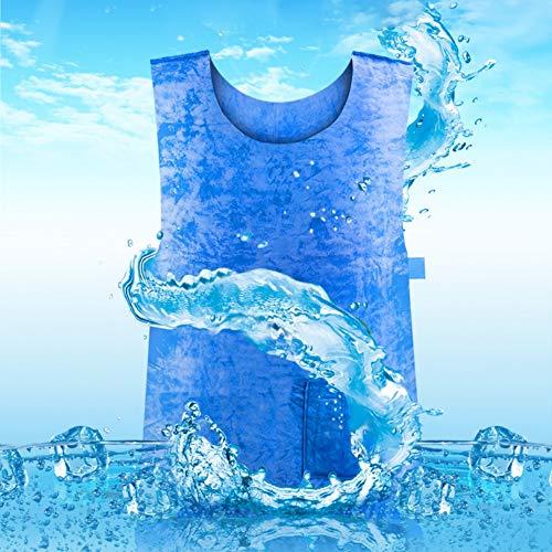 Linowi Ice Cooling Weste Kühlweste für Outdoor Sport Arbeit Hohe Temperatur Schutzkleidung -