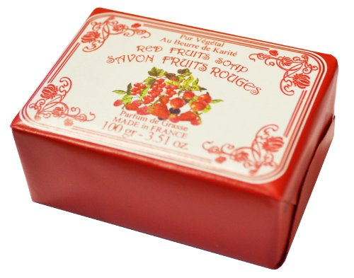 Le Blanc P9757 Savon Senteur Fruits Rouges 100 g