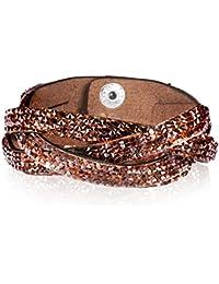 Rafaela Donata - Bracelet fashion cristal de verre - En différentes longueurs, bracelet cristal de verre - 60917034