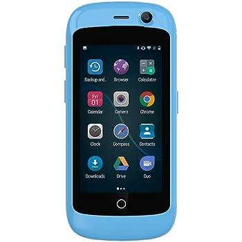 Unihertz Jelly Pro - El Teléfono Inteligente 4G Más Pequeño del Mundo, Android 7.0 Nougat