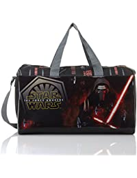 Star Wars The Force Bolsa de Viaje, 21 Litros, Color Negro