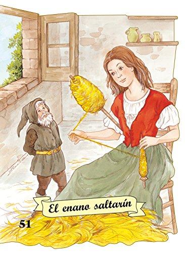 El enano saltarín (Troquelados clásicos) por Wilhelm i Jacob Grimm