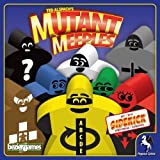Mutant Meeples by Bezier Games (English Manual)