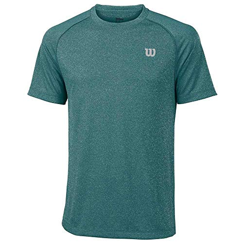 Wilson Authentic Jersey (Wilson - Core Crew Herren Tennisshirt)