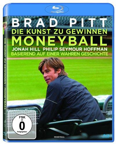 Die Kunst zu gewinnen – Moneyball [Blu-ray]