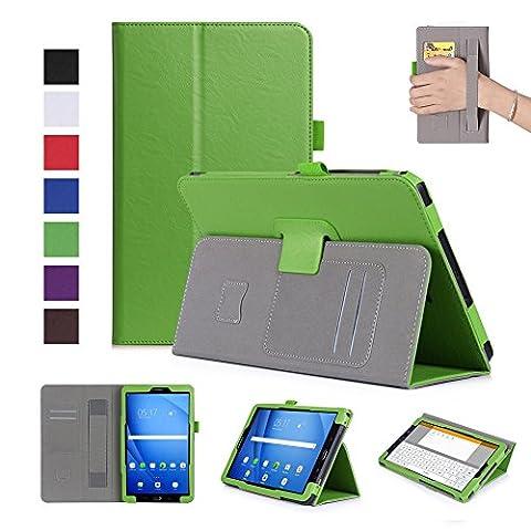 ISIN Housse pour Tablette Série Étui Premium PU avec Support