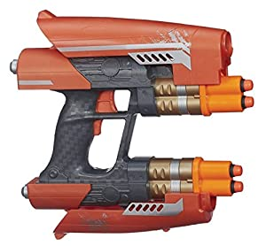 Marvel Guardians of The Galaxy Star-Lord Quad Blaster by NERF