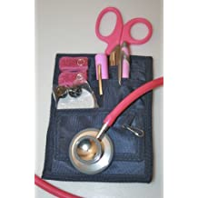 Líneas del color de rosa juego de accesorios para de enfermería con/líneas del color de rosa ámbito de aplicación/líneas del color de rosa de la pluma/líneas del color de rosa puntero/el ccsme/juego de tijeras de costura marina juego de accesorios para por el BV maletín de Doctora con diseño