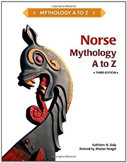 Norse Mythology A to Z by [Daly, Kathleen N.]