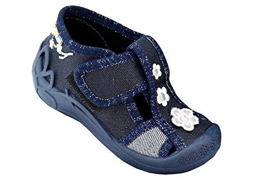 3f freedom for feet Babyschuhe Mädchen Süß Schuh Glitzern Kleinkind Neugeborene Schuhe mit Klettverschluss (Option mit Leder Einlegesohlen) (22, Ohne Leder Einlegesohlen 1F5/11)