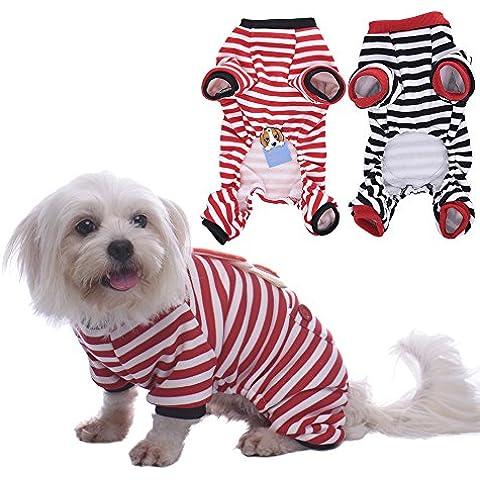 WIDEN Vestiti per cani maglioncini per cani
