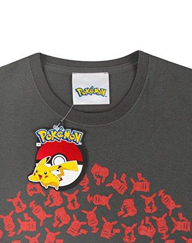Pokmon-Pika-Pokeball-Boys-T-Shirt