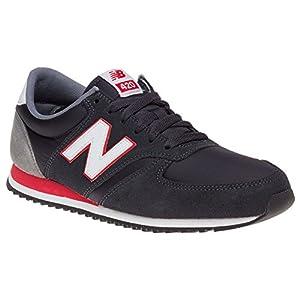 51SZB4q vnL. SS300  - New Balance Men's U420 Low-Top Sneakers