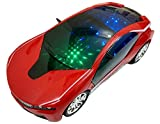 Babytintin Remote Control Powerful 1:24 Super Remote Control Car For Kids - Red