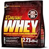MUTANT WHEY 2,270 kg Mutant PVL - vanille bean infusion