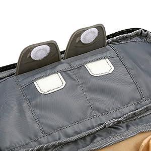 51SZCSBVK1L. SS300  - Kattee DSLR Insert Camera Case Inner Lens Bag Top Zipper Closure Waterproof Shockproof Travel Protective Bag