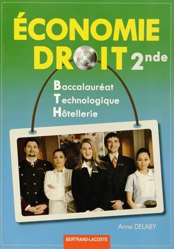 Ecomomie-Droit 2de Hôtellerie