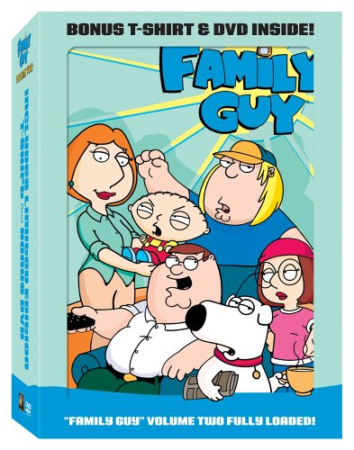 Click for larger image of Family Guy: Vol 2 Special Edition [DVD] [1999] [Region 1] [US Import] [NTSC]