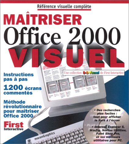 Maîtriser Office 2000 par MaranGraphics