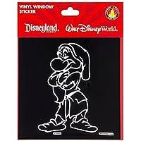 "Disney Snow White's ""Grumpy"" Vinyl Auto Decal- Disney Theme Parks Exclusive Limited Avaliability"