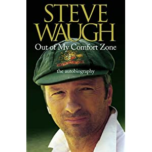 Out of My Comfort Zone: The Autobiography (Hardcover)