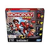 Monopoly - Junior Gli Incredibili 2 (Disney Pixar), E1781103