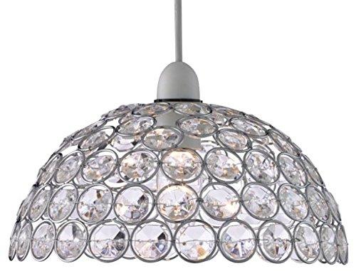lighting-collection-700043-lampara-de-techo-colgante-60-w-no-electrificada-cromo