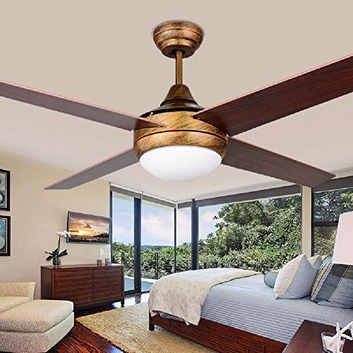 ZPSPZ Deckenventilator Das Restaurant Salon Deckenventilator Mode Einfache Moderne Fan - Lampe - Salon Deckenventilator