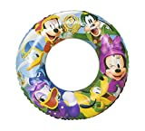 Bestway Disney's Mickey and the Roadster Racers Schwimmring, 56 cm