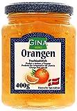 Feinster dänischer Fruchtaufstrich aus Orangen im 400g Glas von Mühlebach
