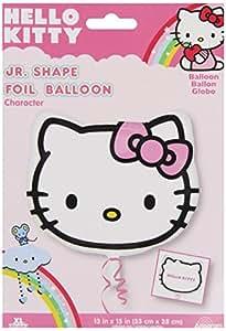 Amscan International 18 Shape Hello Kitty Head