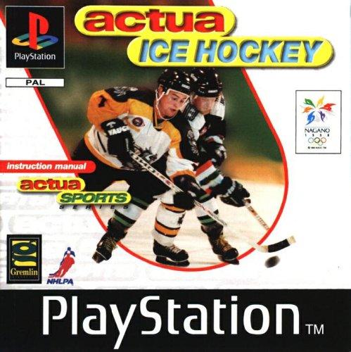 Actua Ice Hockey (PS)