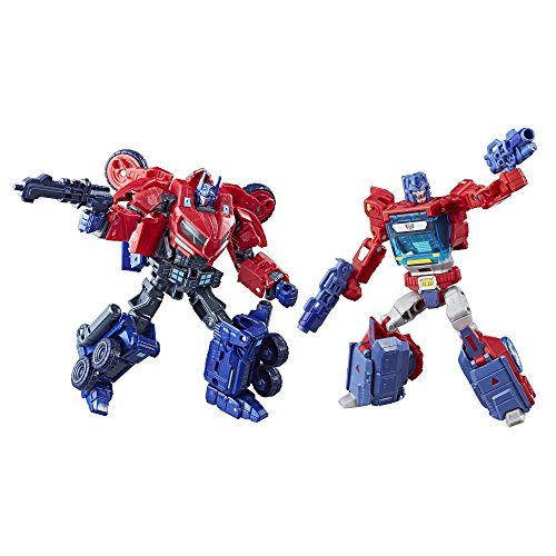 Transformers Deluxe Class Optimus Prime Autobot Legacy 2er Pack (Amazon Exklusiv)