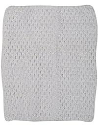 Funky Baby TuTu Crochet Tube Top White