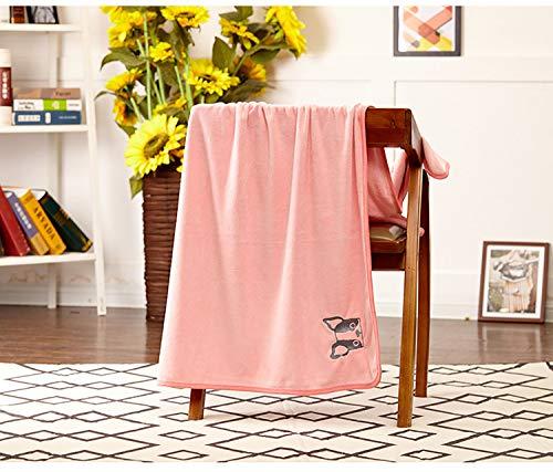 chwickel für Frauen Women Badetücher, Mikrofaser, Superabsorbierend, Bedeckte Matte, Schnelltrocknend, Fusselfrei, Weiche Handtücher ()