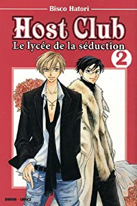 Host Club Edition simple Tome 2