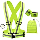 Reflective Vest - High Visibility Safety Gear - Best Reviews Guide