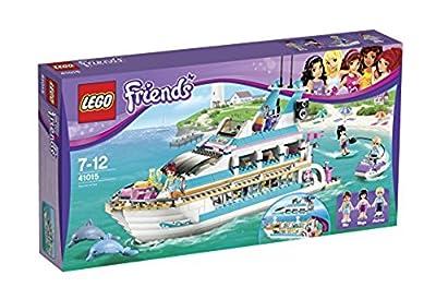 LEGO Friends - El yate playset, juego de construcción (41015) de LEGO