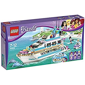 Lego Uk 41317 Sunshine Catamaran Construction Toy Lego Amazonco