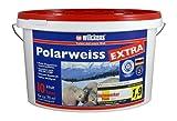 Wilckens Wandfarbe 10 L. Polarweiss Extra Weiss Matt
