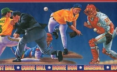 Grenzen-Baseball-96528-Bordüre
