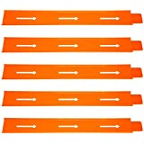 Hot Wheels Trick Tracks Straight Track Accessory - Pack of 5