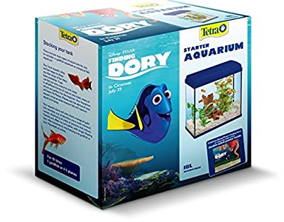 Finding Dory Aquarium, 18 Litre