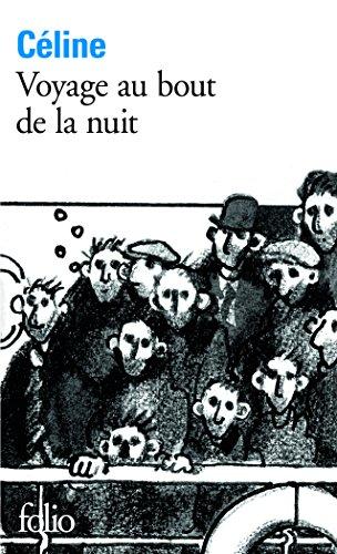 Voyage Au Bout De La Nuit (Folio) par Louis-Ferdinand Celine