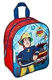 Undercover FSTU7630 - Feuerwehrmann Sam Kindergartenrucksack, mit gepolsterten Schultergurten, ca. 28 x 22 x 10 cm