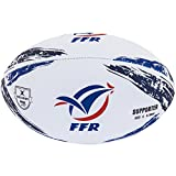 Gilbert Unisexe France Supporter Boule, Multicolore, Taille 5