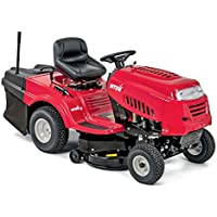 MTD 7613h2765C600aufsitz Cortacésped de gasolina con tracción y eléctrico Starter (7.100W), Ancho de corte: 76cm