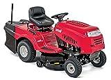 MTD 76 13H2765C600 Benzin-Aufsitzrasenmäher mit Allradantrieb und Elektrostarter (7.100W), Schnittbreite: 76cm