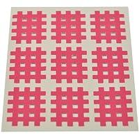 Kinseologie Gittertape 2,7 cm x 2,1 cm 10 Bögen in Pink, Cross Patches, Cross Tape preisvergleich bei billige-tabletten.eu